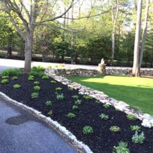 Green Horizons mulch and landscaping