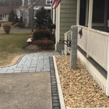Green Horizons Landscaping with Hardscape and Stone