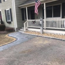 Green Horizons Landscaping with Hardscape