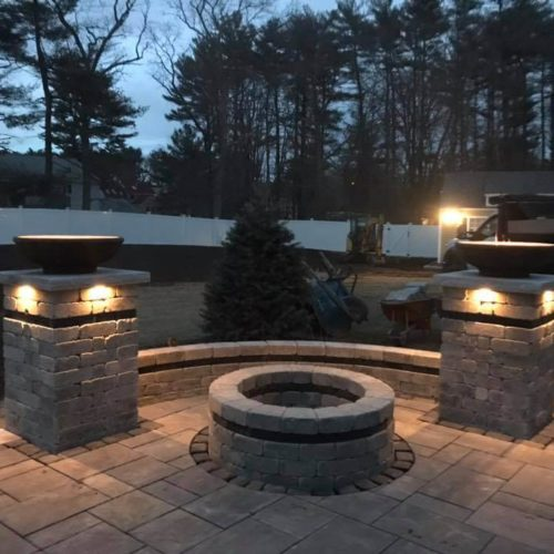 Green Horizons Landscaping Services Includes Hardscape, Stonework and Patios